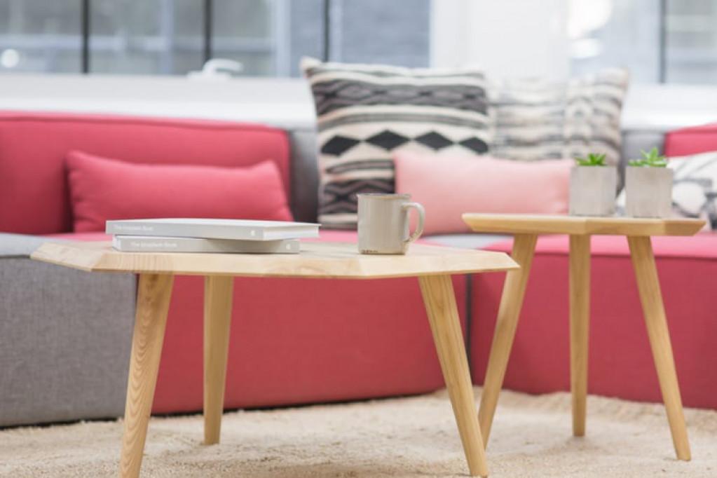 Kæmpe møbeludstilling og inspirationskilde